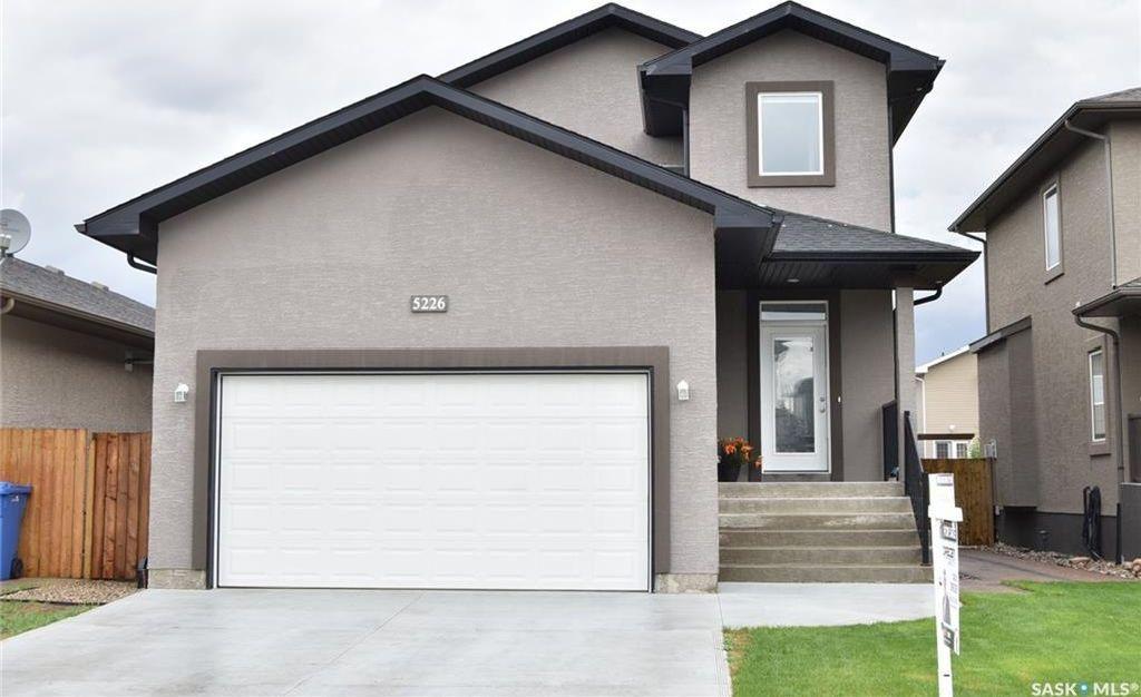 Main Photo: 5226 Devine Drive in Regina: Lakeridge Addition Residential for sale : MLS®# SK733397