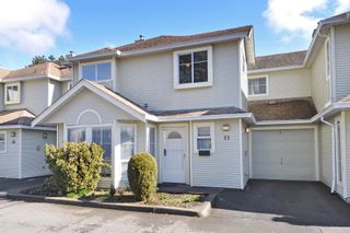 """Photo 1: 21 18951 FORD Road in Pitt Meadows: Central Meadows Townhouse for sale in """"PINE MEADOWS"""" : MLS®# R2346745"""