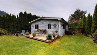 "Photo 27: 765 BRITANNIA Way in Squamish: Britannia Beach Manufactured Home for sale in ""Britannia Beach"" : MLS®# R2577592"