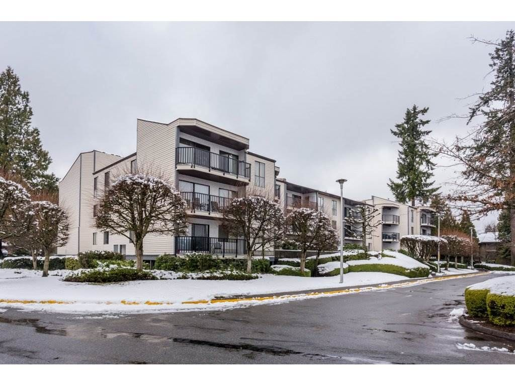 "Main Photo: 303 9952 149 Street in Surrey: Guildford Condo for sale in ""Tall Timbers"" (North Surrey)  : MLS®# R2241309"