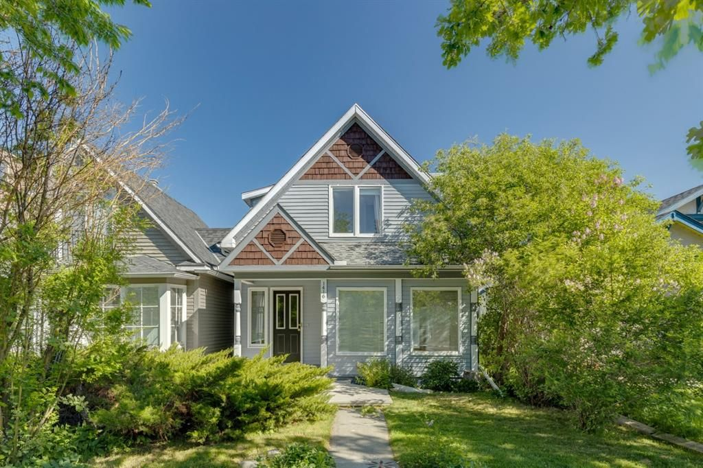 Main Photo: 1416 Memorial Drive NW in Calgary: Hillhurst Detached for sale : MLS®# A1121517