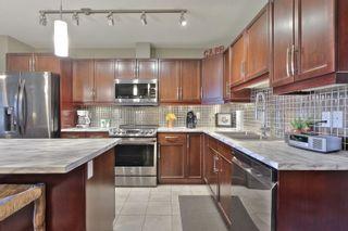 Photo 2: 321 278 SUDER GREENS Drive in Edmonton: Zone 58 Condo for sale : MLS®# E4258888