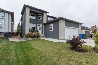 Photo 1: 170 Murray Rougeau Crescent in Winnipeg: Canterbury Park Residential for sale (3M)  : MLS®# 202125020