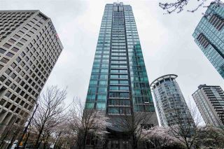 """Main Photo: 803 1200 W GEORGIA Street in Vancouver: West End VW Condo for sale in """"Residences on Georgia"""" (Vancouver West)  : MLS®# R2564810"""