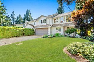 Main Photo: 2579 126TH Street in Surrey: Crescent Bch Ocean Pk. 1/2 Duplex for sale (South Surrey White Rock)  : MLS®# R2604000