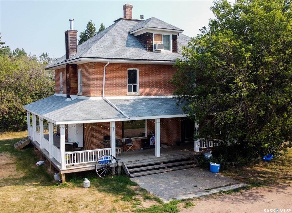Main Photo: Amos Acreage in Meota: Residential for sale (Meota Rm No.468)  : MLS®# SK864968