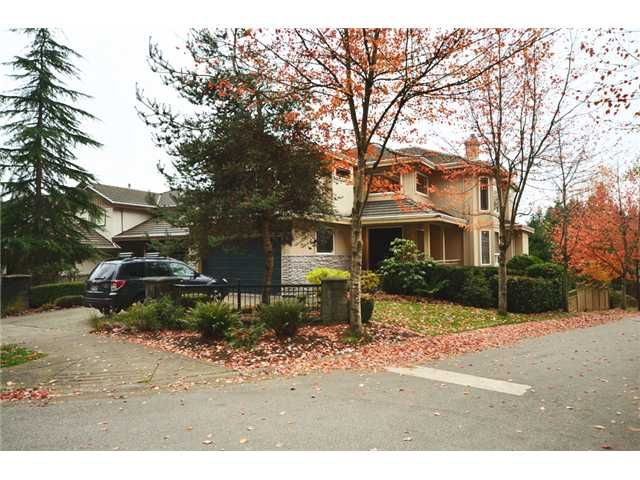 """Main Photo: 317 PARKSIDE Drive in Port Moody: Heritage Mountain House for sale in """"EAGLE VIEW"""" : MLS®# V920245"""