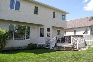 Photo 19: 39 Duncan Norrie Drive in Winnipeg: Linden Woods Residential for sale (1M)  : MLS®# 1721946