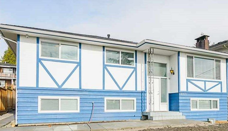 Main Photo: 6157 EWART Street in Burnaby: South Slope House for sale (Burnaby South)  : MLS®# R2537651