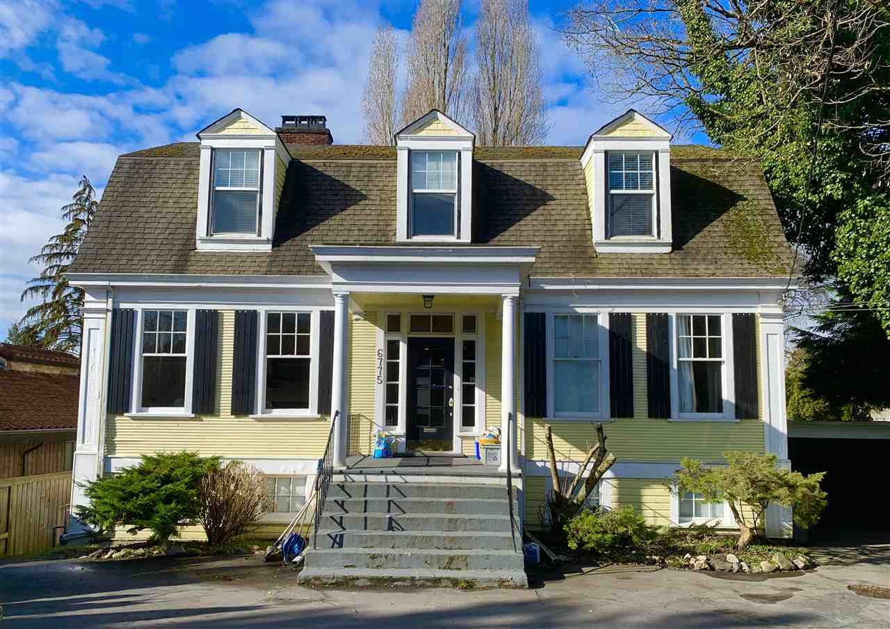 Main Photo: 6775 WEST Boulevard in Vancouver: S.W. Marine House for sale (Vancouver West)  : MLS®# R2543737