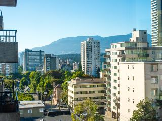 Photo 17: 802 1265 BARCLAY STREET in : West End VW Condo for sale (Vancouver West)  : MLS®# R2098949