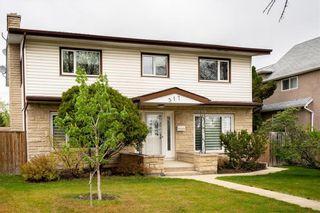 Photo 1: 317 Leila Avenue in Winnipeg: Margaret Park Residential for sale (4D)  : MLS®# 202112459