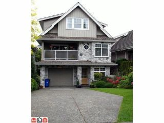 "Photo 1: 15465 THRIFT Avenue: White Rock House for sale in ""SOUTHLANDS"" (South Surrey White Rock)  : MLS®# F1014984"