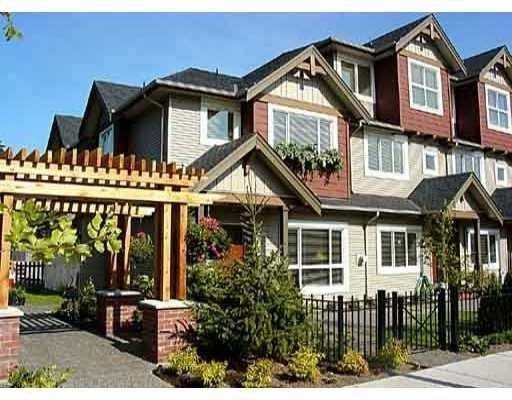 """Main Photo: 21 7733 HEATHER Street in Richmond: McLennan North Townhouse for sale in """"HEARTHSTONE"""" : MLS®# V677622"""