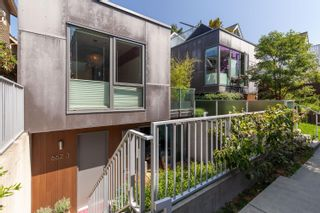 """Photo 32: 3 662 UNION Street in Vancouver: Strathcona Townhouse for sale in """"Union Eco Heritage"""" (Vancouver East)  : MLS®# R2602879"""