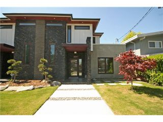 Photo 1: 6697 SPERLING Avenue in Burnaby: Upper Deer Lake 1/2 Duplex for sale (Burnaby South)  : MLS®# V1006037