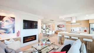"""Photo 3: 1402 1020 HARWOOD Street in Vancouver: West End VW Condo for sale in """"Crystalis"""" (Vancouver West)  : MLS®# R2598262"""