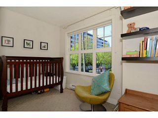 """Photo 9: 692 W 13TH Avenue in Vancouver: Fairview VW Townhouse for sale in """"FAIRVIEW"""" (Vancouver West)  : MLS®# V1005394"""