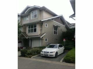 "Photo 2: 60 20460 66TH Avenue in Langley: Willoughby Heights Townhouse for sale in ""WILLOW EDGE"" : MLS®# F1319332"
