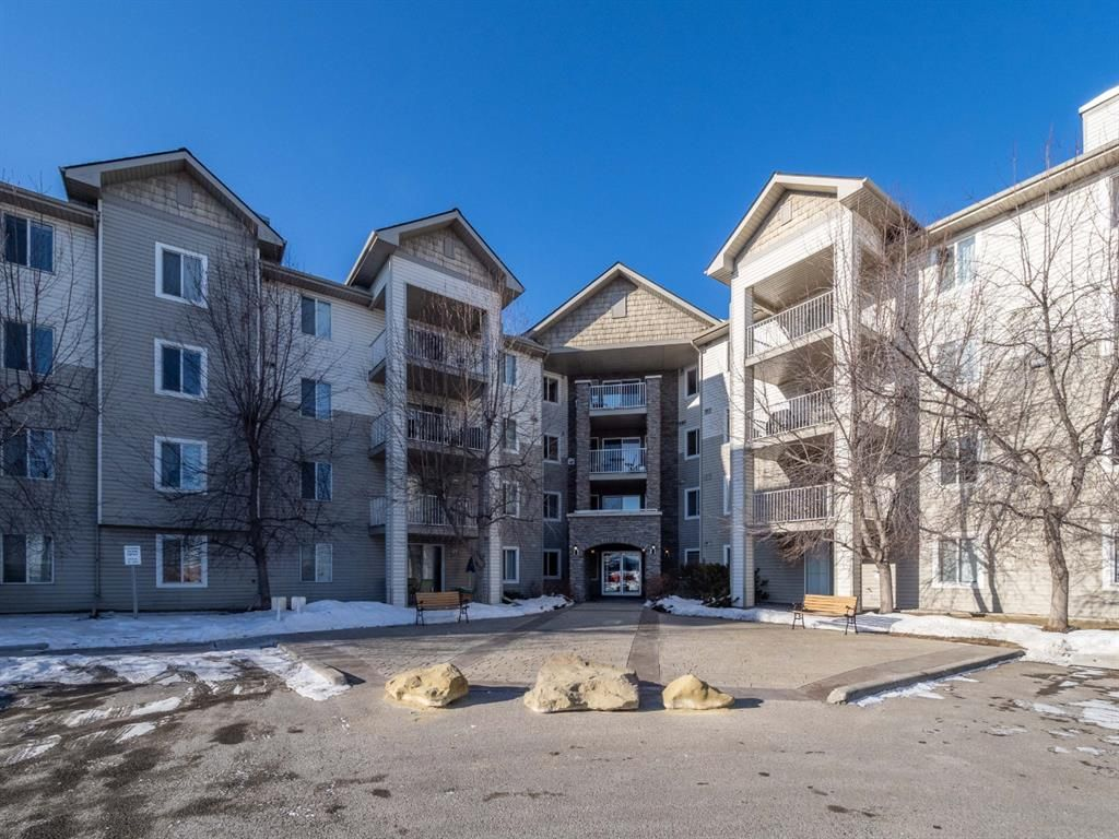 Main Photo: 215 3000 Somervale Court SW in Calgary: Somerset Apartment for sale : MLS®# A1065649