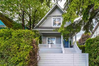 Photo 1: 2733 FRASER STREET in Vancouver: Mount Pleasant VE House for sale (Vancouver East)  : MLS®# R2413407