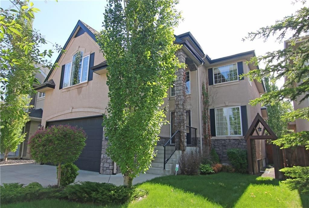 Main Photo: 40 TUSCANY GLEN Road NW in Calgary: Tuscany Detached for sale : MLS®# A1033612