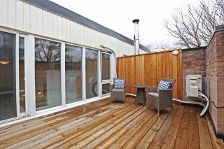 Photo 19: 289 Sumach St Unit #8 in Toronto: Cabbagetown-South St. James Town Condo for sale (Toronto C08)  : MLS®# C3715626