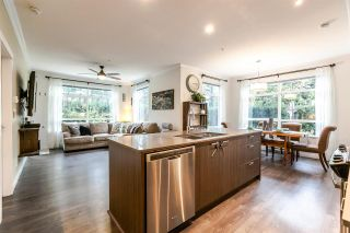 """Photo 5: 107 617 SMITH Avenue in Coquitlam: Coquitlam West Condo for sale in """"EASTON"""" : MLS®# R2220282"""