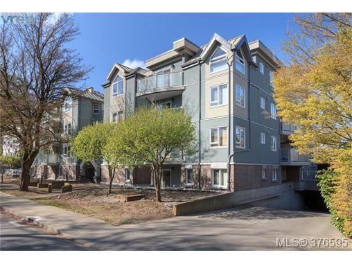 Main Photo: 104 2710 Grosvenor Rd in VICTORIA: Vi Oaklands Condo for sale (Victoria)  : MLS®# 756064