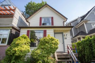 """Photo 1: 20 W 14TH Avenue in Vancouver: Mount Pleasant VW House for sale in """"CITY HALL"""" (Vancouver West)  : MLS®# R2615615"""