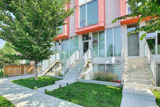 Photo 4: 106 1808 27 Avenue SW in Calgary: South Calgary Row/Townhouse for sale : MLS®# A1129747