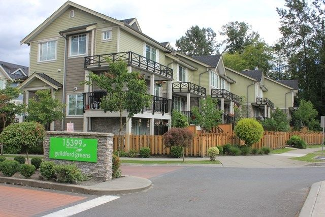 """Main Photo: 3 15399 GUILDFORD Drive in Surrey: Guildford Townhouse for sale in """"GUILDFORD GREEN"""" (North Surrey)  : MLS®# R2095624"""