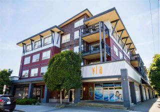 "Photo 1: 306 288 HAMPTON Street in New Westminster: Queensborough Condo for sale in ""VIA"" : MLS®# R2183849"