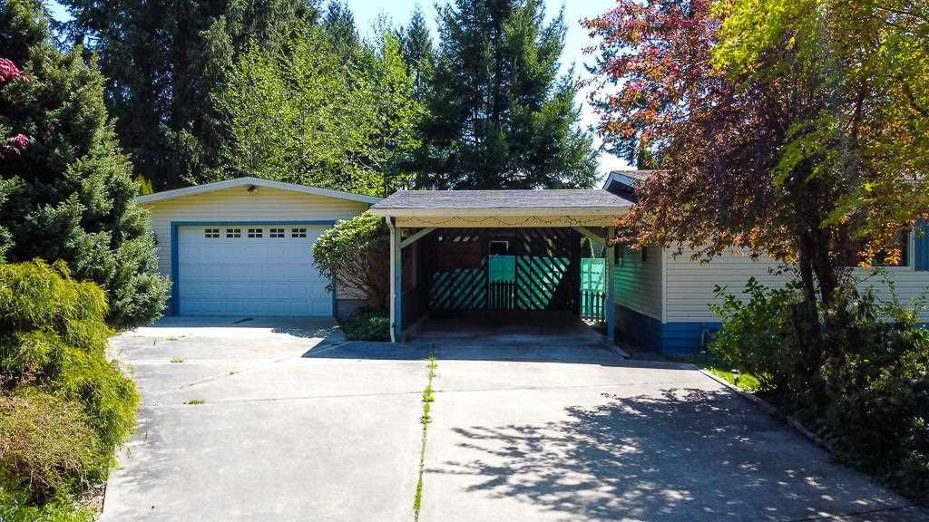 Main Photo: 1606 YMCA Road in Langdale: Gibsons & Area Manufactured Home for sale (Sunshine Coast)  : MLS®# R2574027