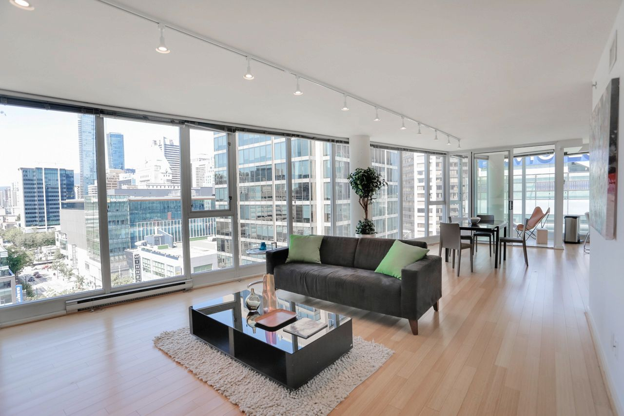 Main Photo: #1303 - 822 Seymour St, in Vancouver: Downtown VW Condo for sale (Vancouver West)  : MLS®# R2277794