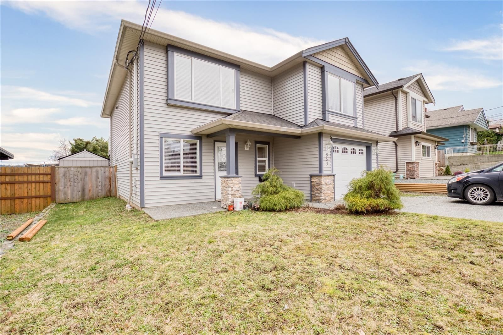 Solid family home with suite, close to VIU, Georgia Park Elementary, and Barsby Sr High.