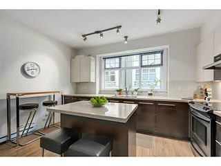 """Photo 5: 3732 WELWYN Street in Vancouver: Victoria VE Townhouse for sale in """"Stories"""" (Vancouver East)  : MLS®# V1095770"""