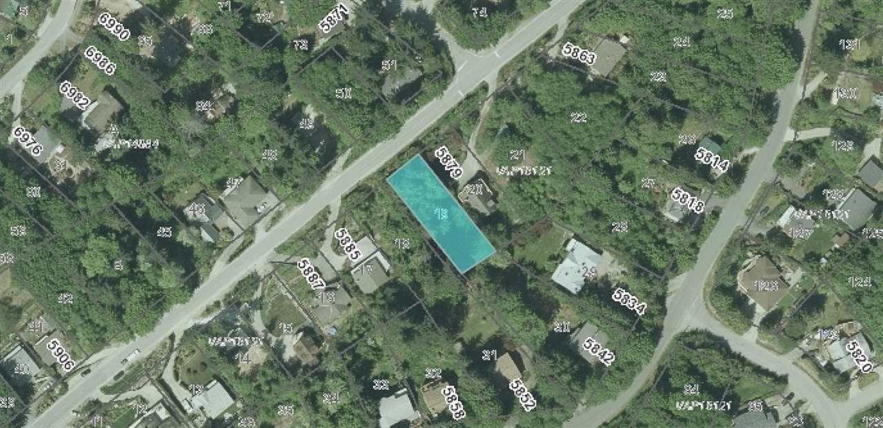"Main Photo: LOT 19 SANDY HOOK Road in Sechelt: Sechelt District Land for sale in ""SANDY HOOK"" (Sunshine Coast)  : MLS®# R2289300"
