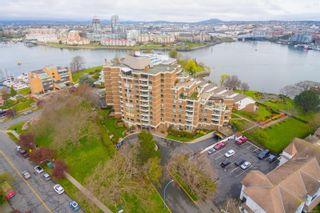 Photo 2: 410 225 Belleville St in : Vi James Bay Condo for sale (Victoria)  : MLS®# 883277