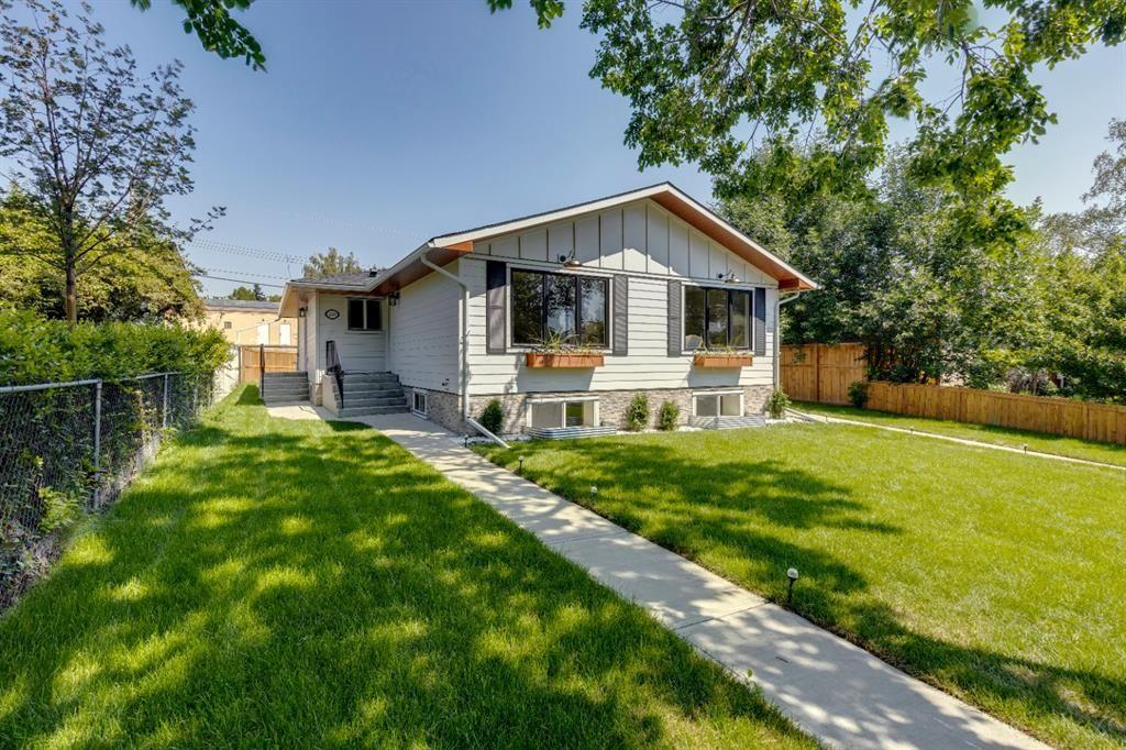 Main Photo: 1028 39 Avenue NW: Calgary Semi Detached for sale : MLS®# A1131475