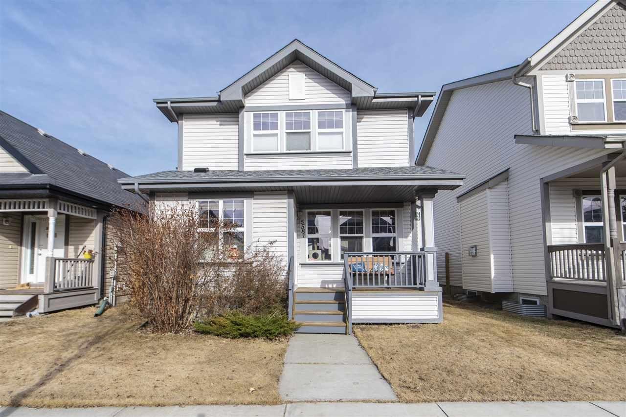 Main Photo: 5581 STEVENS Crescent in Edmonton: Zone 14 House for sale : MLS®# E4236447