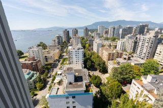 """Photo 28: 2001 1330 HARWOOD Street in Vancouver: West End VW Condo for sale in """"Westsea Towers"""" (Vancouver West)  : MLS®# R2481214"""