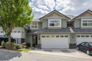 """Photo 1: 36 36260 MCKEE Road in Abbotsford: Abbotsford East Townhouse for sale in """"King's Gate"""" : MLS®# R2384243"""