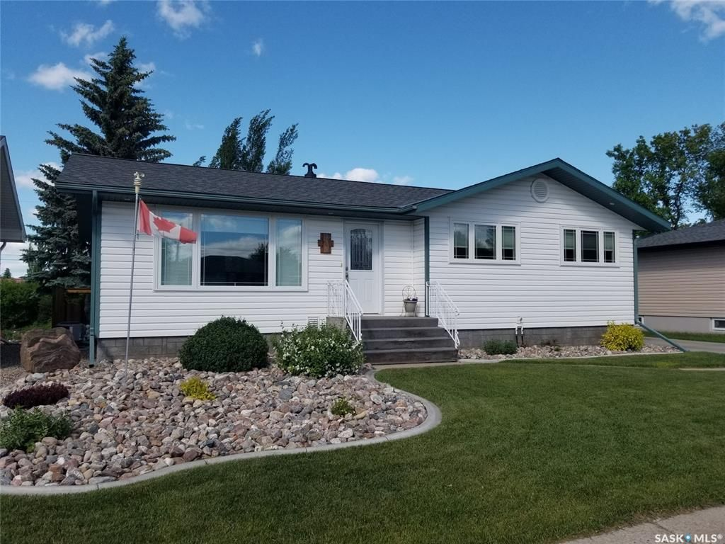Main Photo: 349 4th Avenue West in Unity: Residential for sale : MLS®# SK860780