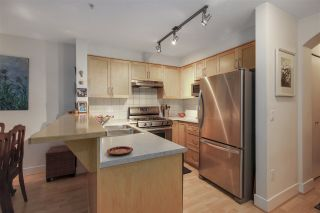 "Photo 3: 110 1868 W 5TH Avenue in Vancouver: Kitsilano Condo for sale in ""Greenwich"" (Vancouver West)  : MLS®# R2122472"