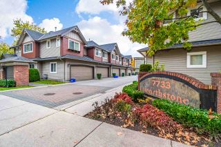 Main Photo: 18 7733 HEATHER Street in Richmond: McLennan North Townhouse for sale : MLS®# R2512238