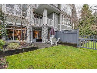 """Photo 2: 113 1111 LYNN VALLEY Road in North Vancouver: Lynn Valley Condo for sale in """"THE DAKOTA"""" : MLS®# V1052870"""