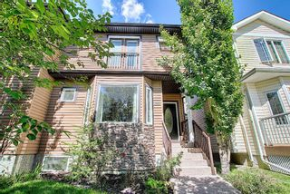 Photo 2: 722 53 Avenue SW in Calgary: Windsor Park Semi Detached for sale : MLS®# A1142583