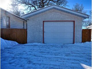 Photo 12: 772 Brazier Street in WINNIPEG: East Kildonan Residential for sale (North East Winnipeg)  : MLS®# 1503863