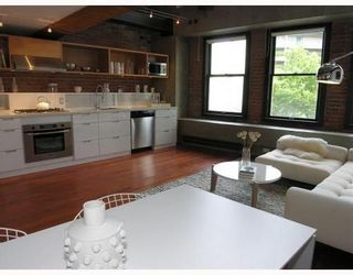 Photo 3: 304 528 BEATTY Street in Vancouver West: Downtown VW Home for sale ()  : MLS®# V671912